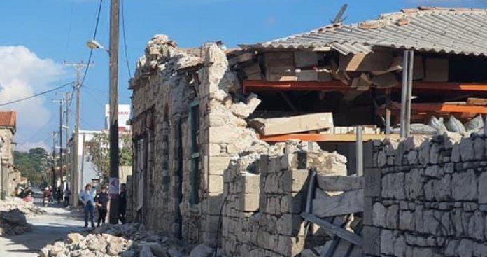 Νεκροί δύο μαθητές – Καταστροφές και τσουνάμι στη Σάμο