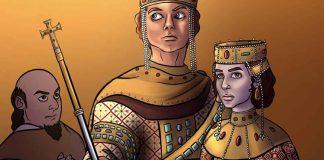 Η αυτοκράτειρα Θεοφανώ – Υπέροχο ελληνικό κόμικ