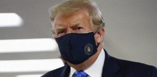 Σύγχυση για την κατάσταση του Τραμπ – Σενάρια και αντικρουόμενες πληροφορίες, slpress