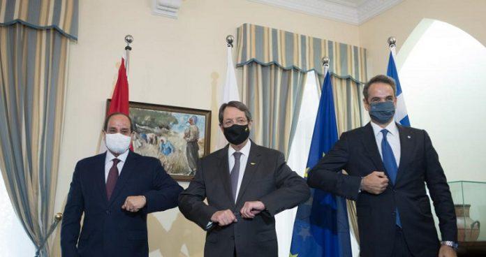 Στήριξη της Κύπρου στην Τριμερή – Με το βλέμμα στον Τατάρ ο Αναστασιάδης, slpress
