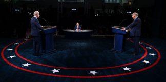 """Ξανά στο """"γήπεδο"""" ο Τραμπ, αλλά ο Μπάιντεν κρατάει προβάδισμα, Νεφέλη Λυγερού"""