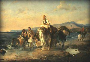 The bouzouki in love, in joy, and in sorrow, through Greek folk tradition, Giorgos Moustairas