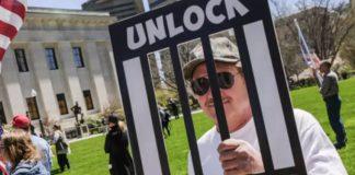 """Η """"απείθαρχη"""" Αμερική – Ένας στους τρεις δεν θα συμμορφωθεί σε νέο lockdown"""