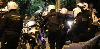 Προσαγωγές σε όλη την Ελλάδα για το Πολυτεχνείο – Ένταση σε επεισόδιο στα Σεπόλια (video), slpress