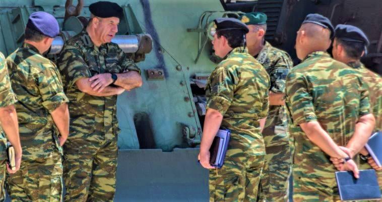 Που μπάζει ρωσική σύγκριση για τις ελληνικές Ένοπλες Δυνάμεις