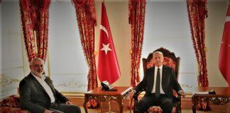 Ο εναγκαλισμός με τον Ερντογάν δεν θα βγει σε καλό στους Παλαιστίνιους, Ιωάννης Μπαλτζώης
