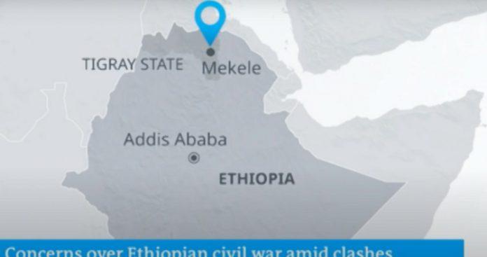 Τι κρύβεται πίσω από τον πόλεμο στην Αιθιοπία, Γιώργος Λυκοκάπης