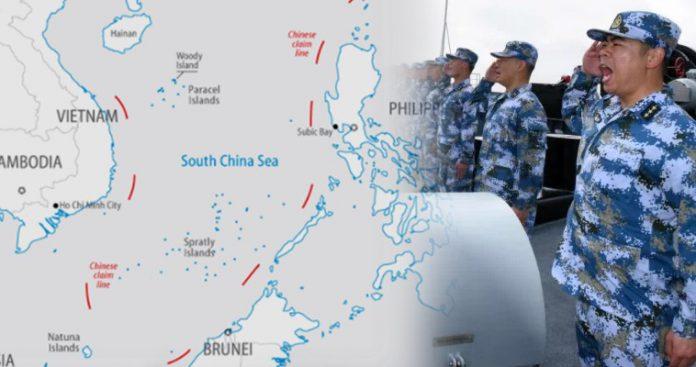 Πως το κινεζικό Πολεμικό Ναυτικό κεφαλαιοποιεί τον Covid-19