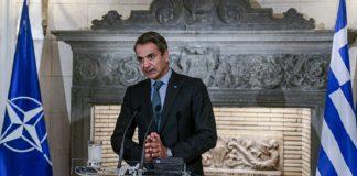 Τα είπε στο ΝΑΤΟ για την Τουρκία ο Μητσοτάκης – Νέες προκλήσεις για τη Συμμαχία