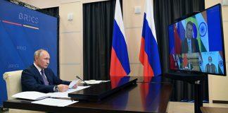 Σύνοδος κορυφής των BRICS – Συμπαραγωγή εμβολίου για όλους, Αλέξανδρος Μουτζουρίδης
