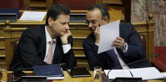Προϋπολογισμός πανδημίας με διψήφια ύφεση – Κοινωνικό δαρβινισμό καταγγέλλει ο ΣΥΡΙΖΑ , slpress