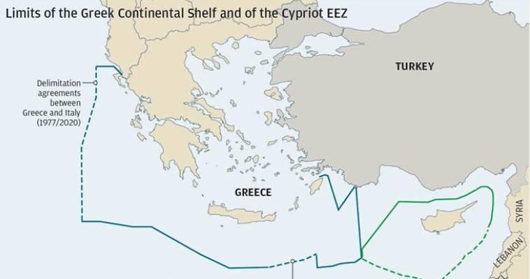 The ordeal of the Greek EEZ, Theodoros Kariotis