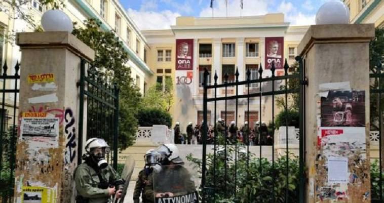 """Αντιπαράθεση για τα Πανεπιστήμια στη Βουλή – Σε πρώτο πλάνο η """"ασφάλεια"""", slpress"""