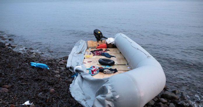 Τουρκικό μήνυμα το ναυάγιο στη Λέσβο – Ποιους έδειξε ο Μηταράκης, Βαγγέλης Σαρακινός