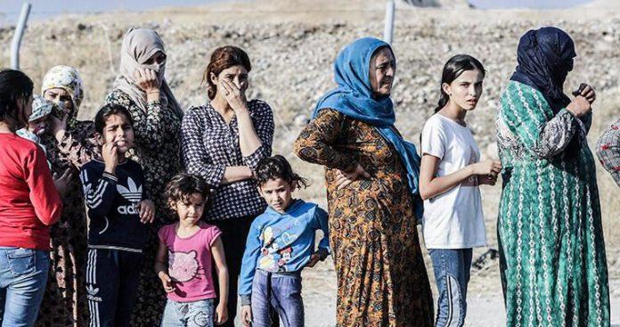 Σιωπή διεθνώς για τουρκικά εγκλήματα κατά γυναικών στη Συρία ,Μαρία Μοτίκα