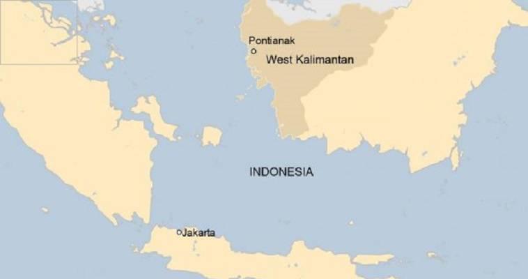 Σοκ: Βρέθηκαν συντρίμμια του αεροσκάφους της Sriwijaya Air , slpress