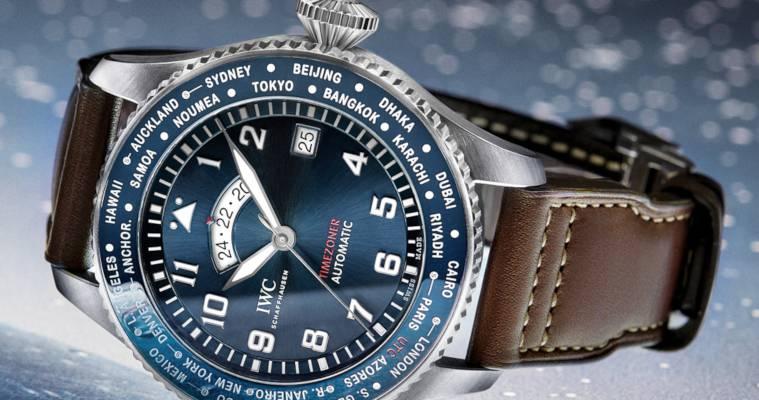 IWC: Λειτουργία Timezoner στο σχέδιο «LE PETIT PRINCE» της οικογένειας PILOT