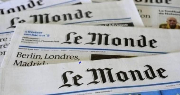 Πως διασώθηκε και εκτοξεύτηκε η γαλλική Le Monde, Δημήτρης Δεληολάνης