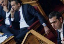 Μητσοτάκης: «Κάναμε το ανθρωπίνως δυνατό» – Τσίπρας: «Χάσατε τον έλεγχο!», Σπύρος Γκουτζάνης