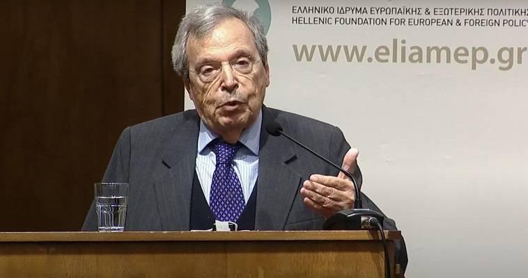 """Ο """"παλιός"""" Ροζάκης αποδομεί τον σημερινό – Με αφορμή την αυτόκλητη παρέμβαση του Θ. Καρυώτη, Βενιαμίν Καρακωστάνογλου"""
