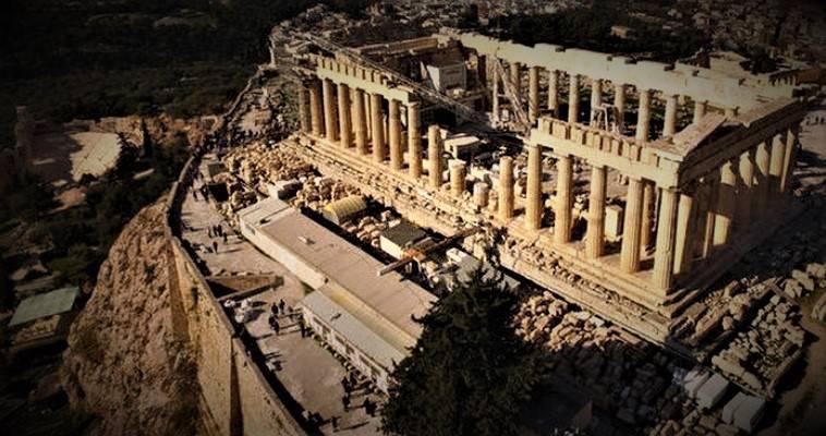 Γιατί τσιμέντο στον Παρθενώνα, χάθηκε το μάρμαρο και η πέτρα;, Δημήτρης Ελέας