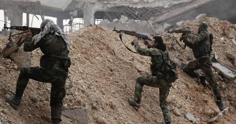 Πολεμικές καραμπόλες στη Συρία, Γιώργος Πρωτόπαπας