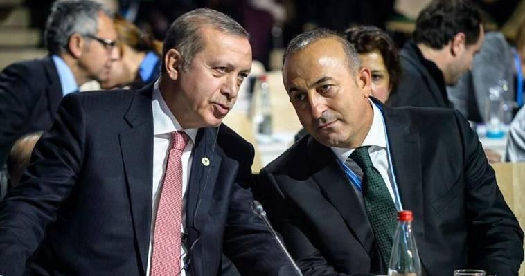Ανεβάζει τον πήχη ο Ερντογάν – Ανοίγει την ατζέντα ο Τσαβούσογλου, slpress