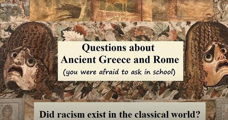 """Στην πυρά λόγω """"ρατσισμού"""" ο αρχαίος πολιτισμός – Γιατί όχι και η Βίβλος;"""