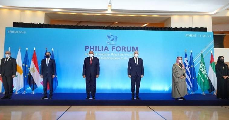 Με αντιτουρκικό πρόσημο το Φόρουμ της Αθήνας – Στρατηγική σχέση Ελλάδας-Γαλλίας-Αράβων,Γιώργος Πρωτόπαπας
