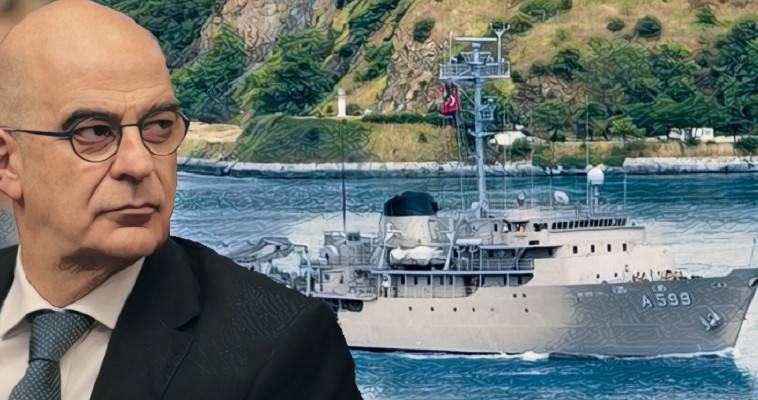"""Γιατί η εισβολή του """"Τσεσμέ"""" δεν είναι απλή παρατυπία κ. Δένδια, Βενιαμίν Καρακωστάνογλου"""