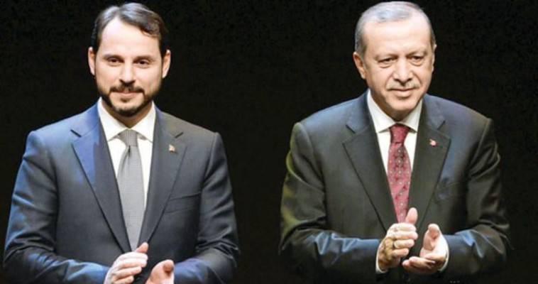 Επανακάμπτει ο γαμπρός Αλμπαϊράκ, πέφτει η τουρκική λίρα... Ευθύμιος Τσιλιόπουλος