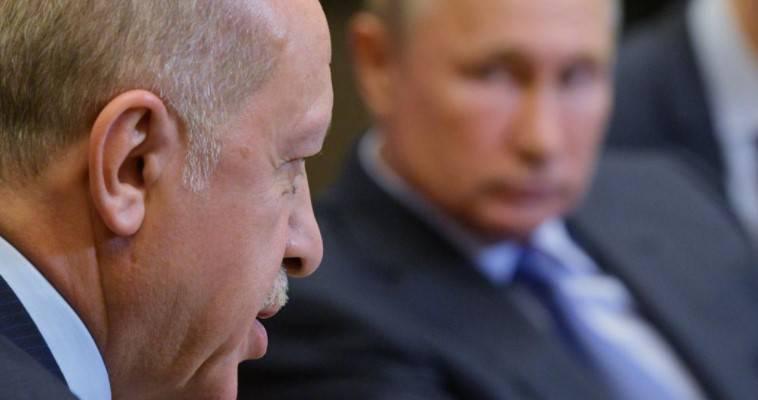 Ο βρυχηθμός της ρωσικής αρκούδας στις αυτοκρατορικές φιλοδοξίες του Ερντογάν, Gevorg Mirzayan