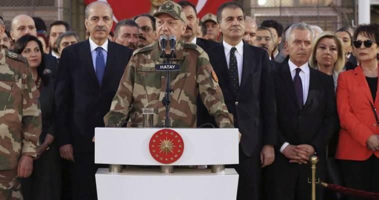 Η στημένη Πενταμερής και το συστημένο μήνυμα του Ερντογάν, Κώστας Βενιζέλος