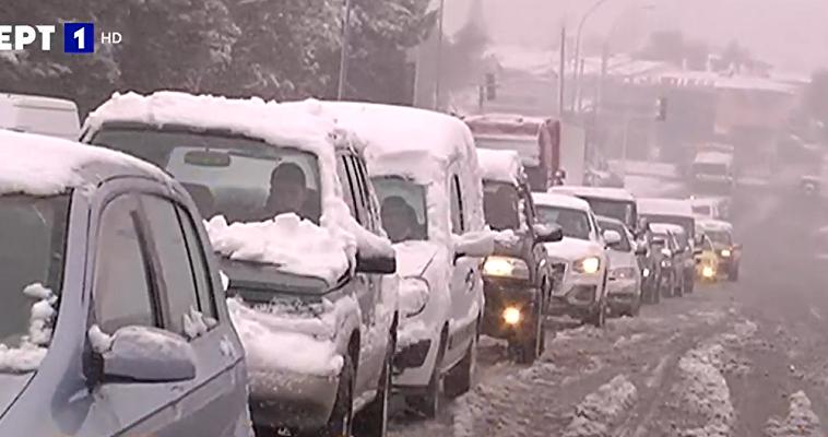 """Μετά τα χιόνια ο παγετός – Προβλήματα από την επέλαση της κακοκαιρίας """"Μήδεια"""" – (upd), slpress"""