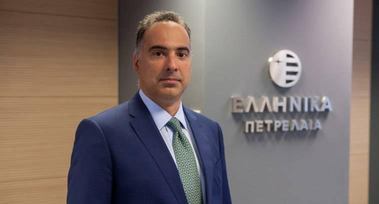 Γιώργος Αλεξόπουλος: «Ο Όμιλος ΕΛΛΗΝΙΚΑ ΠΕΤΡΕΛΑΙΑ μετασχηματίζεται»