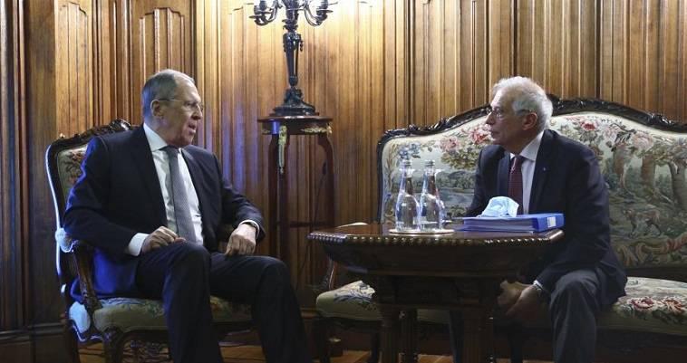 Η επίσκεψη Μπορέλ στη Μόσχα και η επίδειξη ισχύος από τον Πούτιν, Βαγγέλης Σαρακινός