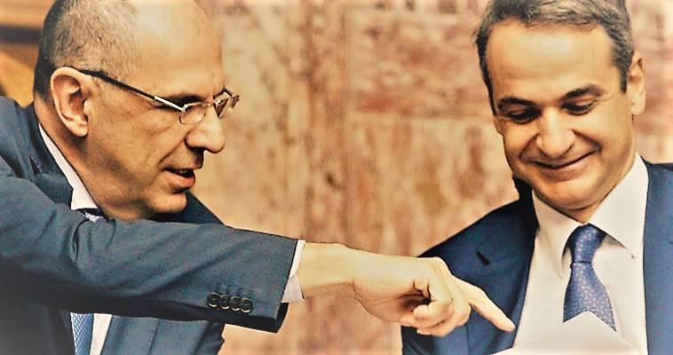 """Η """"αποκρυστάλλωση των αρμοδιοτήτων"""" θα μπετονάρει τη γραφειοκρατία, Μάκης Ανδρονόπουλος"""