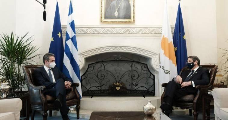 Δύο συν μία επιδιώξεις της Αθήνας στο Κυπριακό, Κώστας Βενιζέλος