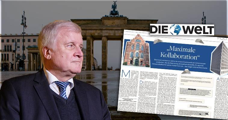 Παρήγγειλαν έκθεση για να παρατείνουν το lockdown – Η Die Welt εκθέτει τη Μέρκελ, Αλέξανδρος Μουτζουρίδης
