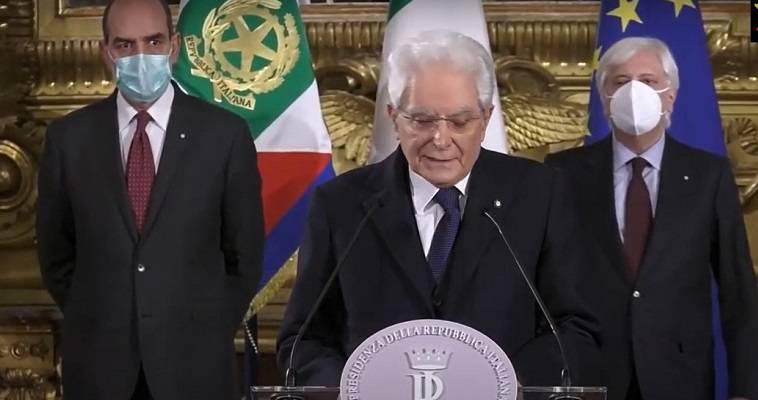 Ο Ντράγκι στην θέση του Κόντε – Το ευρωϊερατείο ορίζει πρωθυπουργό στην Ιταλία, Γιώργος Λυκοκάπης