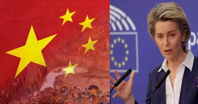 Πως η Κίνα με τις σπάνιες γαίες ακυρώνει την Ευρωπαϊκή Πράσινη Συμφωνία, Σωτήρης Καμενόπουλος