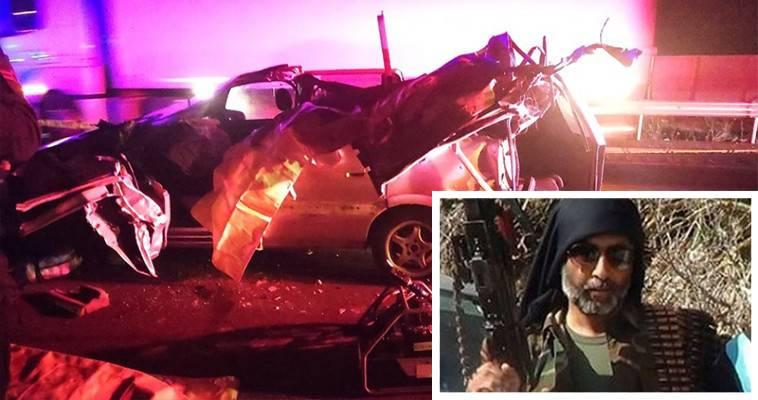 """Η ΜΙΤ, ο """"Διοικητής Φάντασμα"""", το ISIS και το αέριο σαρίν – Το μοιραίο τροχαίο, Ευθύμιος Τσιλιόπουλος"""