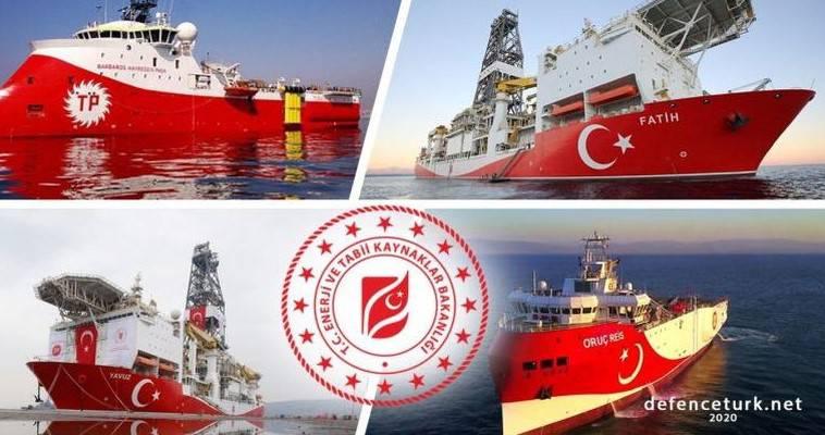 Το επιχειρησιακό σχέδιο του Ερντογάν για τη χρήση των σεισμογραφικών και των γεωτρυπάνων,Λεόντιος Πορτοκαλάκης
