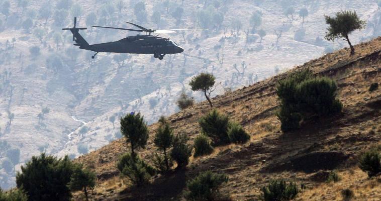 Ατύχημα η πύραυλος του PKK; – Θρίλερ με την συντριβή στρατιωτικού ελικοπτέρου στην Τουρκία