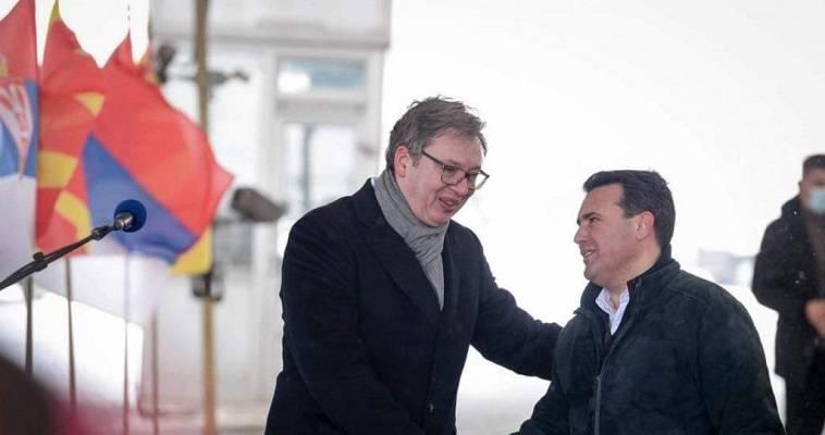 """Τα """"καρφιά"""" του Βούτσιτς στον Ζάεφ δεν ήταν μόνο για τα εμβόλια, Βαγγέλης Σαρακινός"""