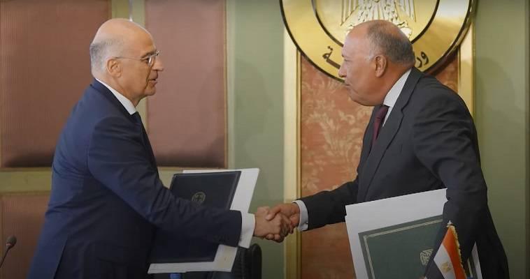Που η Αίγυπτος καταπατάει δυνάμει ελληνική ΑΟΖ, Λεόντιος Πορτοκαλάκης