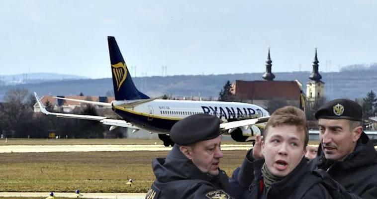 """Γιατί η Λευκορωσία έκανε """"αεροπειρατεία"""" σε πτήση της Ryanair"""