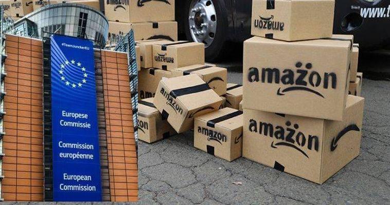 Κομισιόν κατά Amazon – Πήγε για μαλλί και βγήκε κουρεμένη, Όλγα Μαύρου