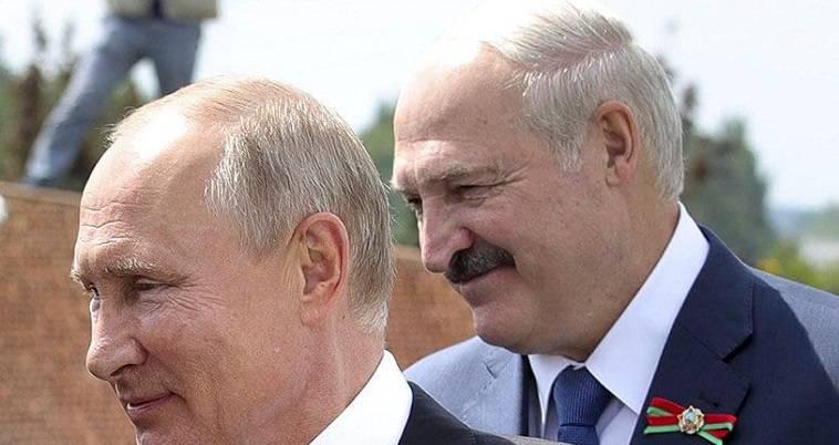 """Κάτι """"ψήνεται"""" στο Σότσι – Τι συμφώνησαν Πούτιν και Λουκασένκο, Βαγγέλης Σαρακινός"""