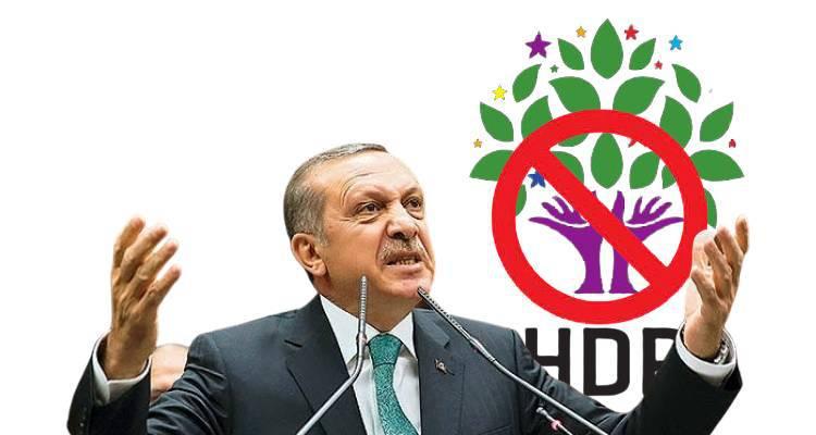 Ένα βήμα πριν ο Ερντογάν θέσει εκτός νόμου το κουρδικό κόμμα, Γιώργος Πρωτόπαπας